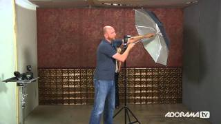 Small Studio Flash Tips: Ep 208: Digital Photography 1 on 1: Adorama Photography TV