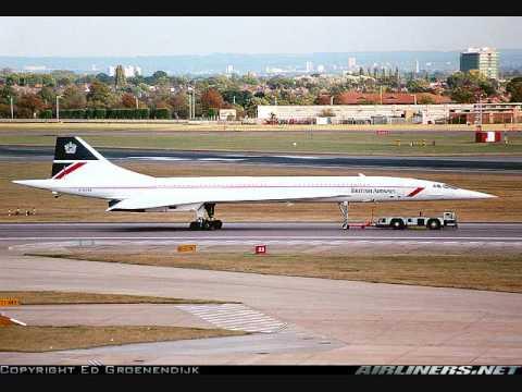 Cocorde Last Flight