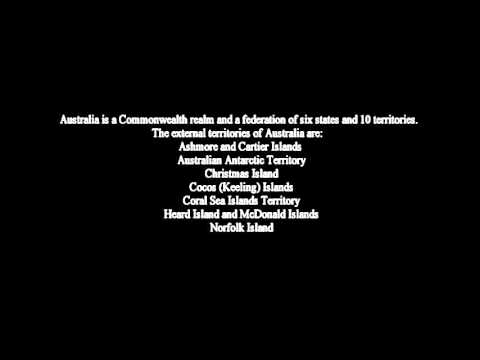 Australia – Commonwealth of Australia