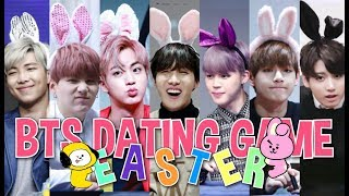 BTS DATING GAME - EASTER EDITION