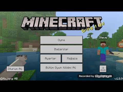 Minecraft Deneme Surumu Yaratici Moda Nasil Gecilir Youtube
