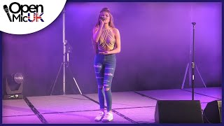Dusk Till Dawn | Zayn performed by Ella Brown at the Grand Final of Open Mic UK