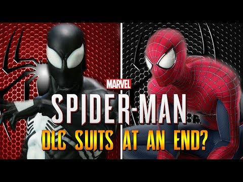 Spider-Man PS4 DLC Suits AT AN END?
