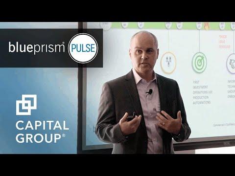 Capital Group's Smart Automation Program