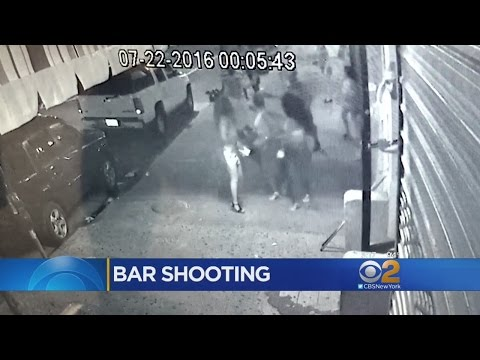 Bronx Bar Manager Shot