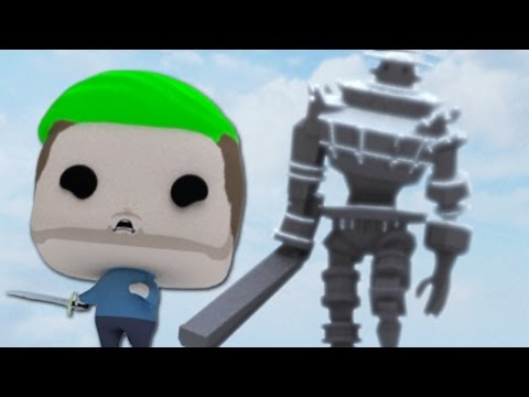 Jacksepticeye Animated | Shadow Of The Colossus