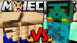 TOUGH GUY VS SPECIAL MOB - Minecraft Batalha de Mobs - Minecraft Mods