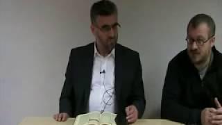 """Karlsruhe'de """"Deutschsprachiger Muslimkreis""""ile Tanışma Toplantısı"""
