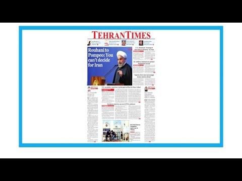 "Etats-Unis, Iran: ""le fossé"""