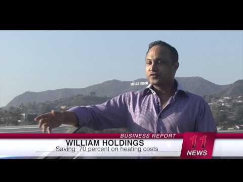 William Holdings Goes Solar
