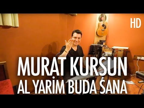 Al Yarim Bu Da Sana ♫ Murat Kurşun ♫ ( Stüdyo Prova Müzik ) ♫ Muzik Video ♫ 2018