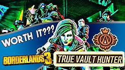 Borderlands 3 - Is True Vault Hunter Mode Worth It? - 10 Questions Answered About TVHM