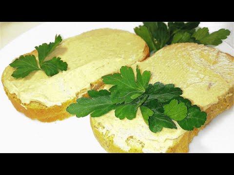 Как Приготовить Селёдочное Масло ? Классический рецепт