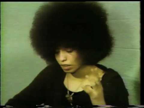 Barry Callaghan s Angela Davis in California Prison, 1970