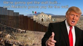 Стена Президента Трампа