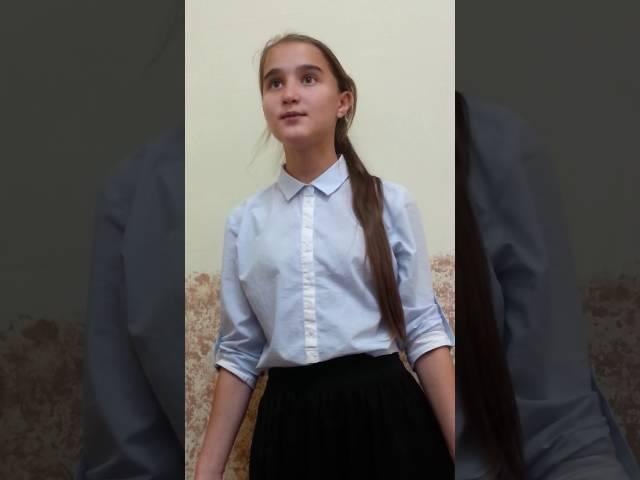 Софья Тиманова читает произведение «Донник» (Бунин Иван Алексеевич)