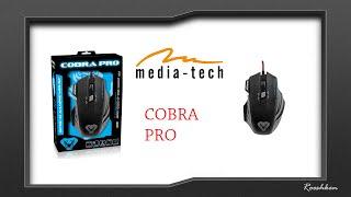 Media-Tech Cobra Pro - Gryzoń za mniej niż 30 złotych (rzut oka)
