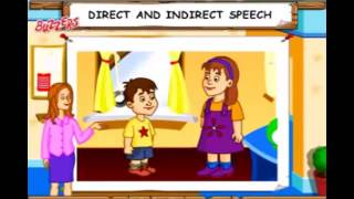 DIRECT AND INDIRECT SPEECH FUN WAY TO LEARN