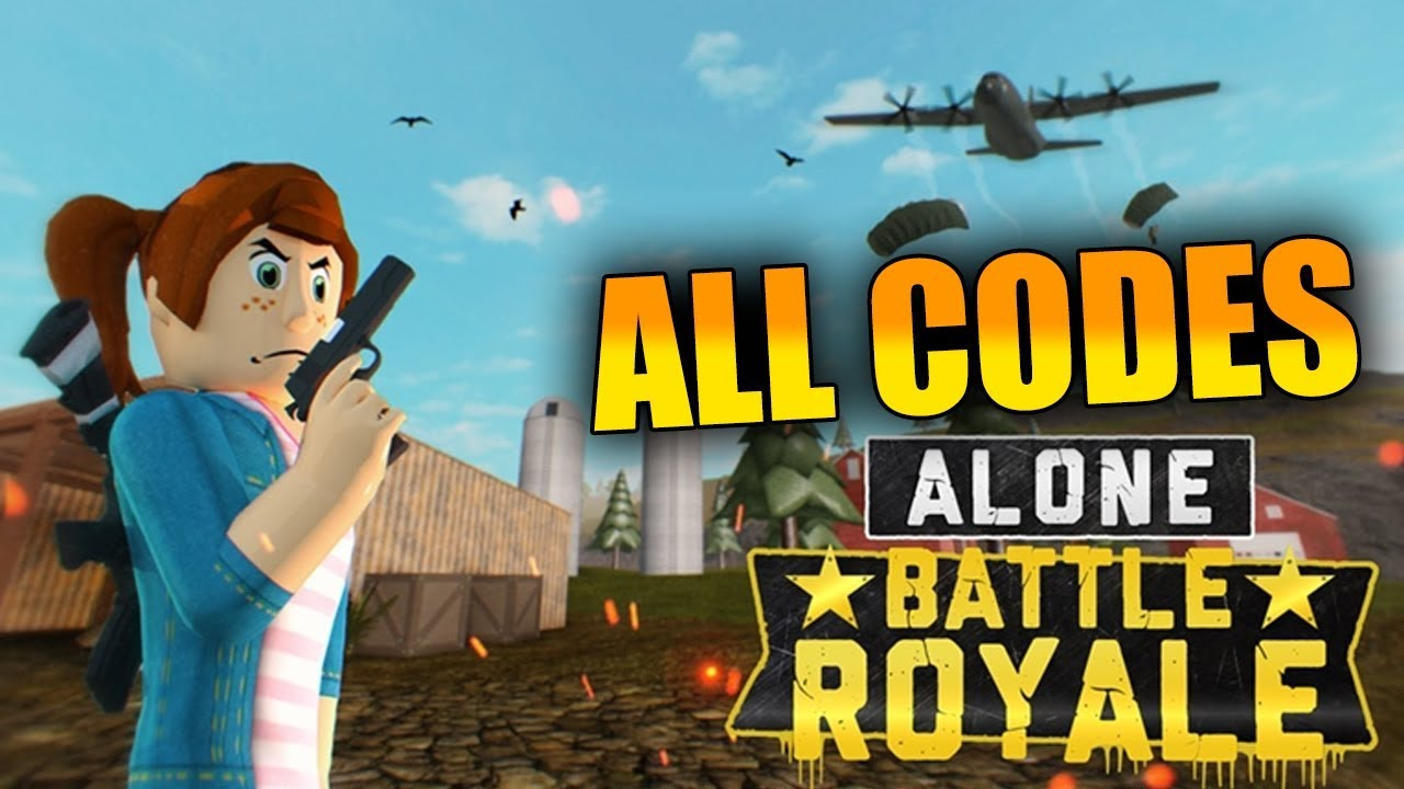 Codes For Battle Royale Roblox 2019 | StrucidCodes.com