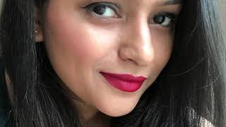 Facile tous les jours de maquillage naturel Indienne de la Peau à l'aide de Nykaa BB Crème !!
