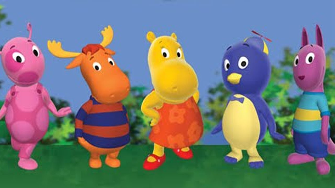 The Backyardigans Trick Or Treat Halloween Dress Up
