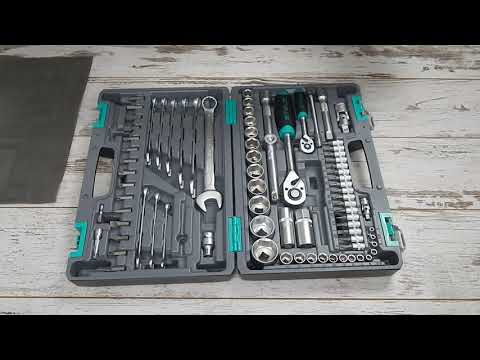 🔧 STELS 14105 Набор инструментов Стелс 82 предмета