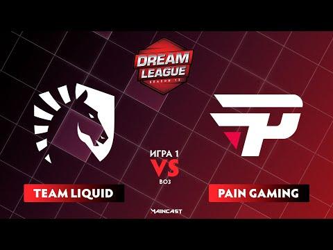 Team Liquid vs paiN Gaming vod