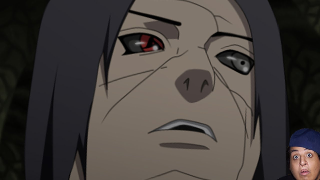 wtf is izanami will sasuke return to konoha naruto 586