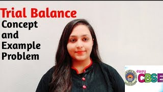 Trial Balance (concept and example problem)| Accountancy class 11