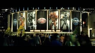 Живая сталь  Русский трейлер '2011'  HD