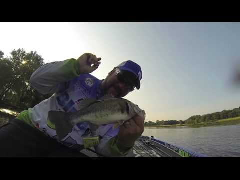 GoPro: Day 2 on the Delaware with Roumbanis
