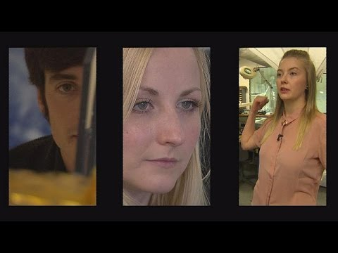 Real-Life Space Cadets: Abbie, Marc and Maria