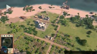 Tropico 4 [Hard] - P.2 - Santa Clara - Farming & Mining