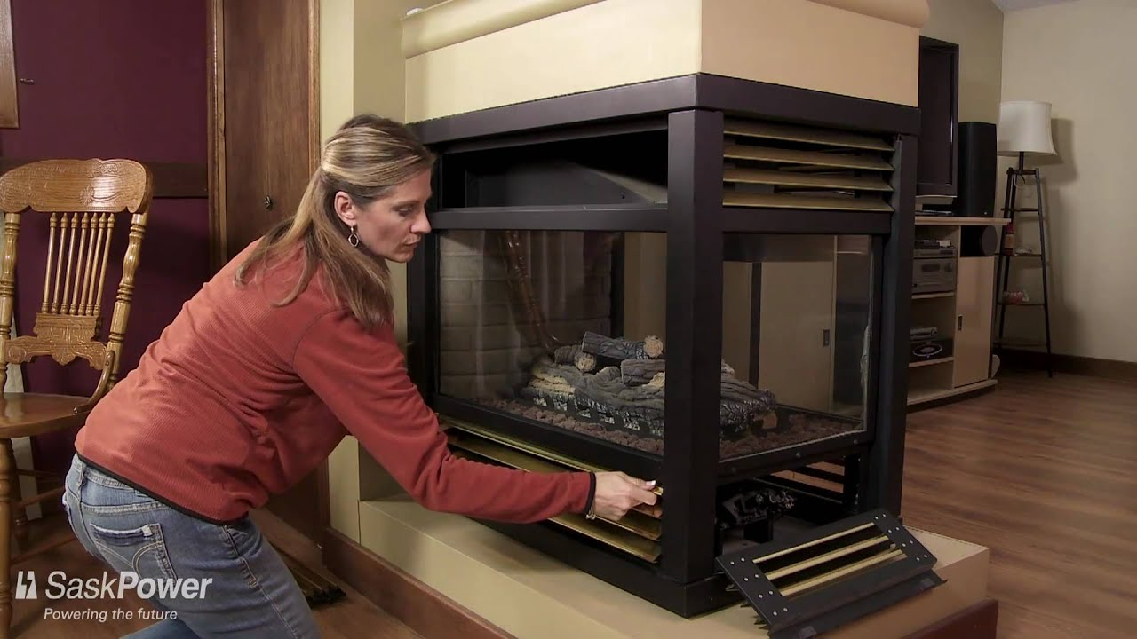Carbon Monoxide: How to Maintain Your Gas Fireplace - YouTube