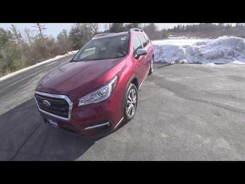2020 Subaru Ascent P.O.V Review