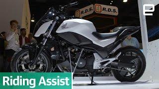 Honda Riding Assist: First Look