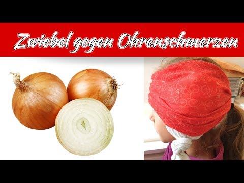 Die Zwiebel 🌞 Das Beste Hausmittel Gegen Ohrenschmerzen?