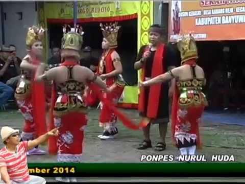 Full Seni Reog Ponorogo Gandrung Banyu Wangi Cak Diqin HAUL Ponpes NURUL HUDA Sragen Ke29 Part 2