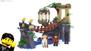 LEGO Ninjago Movie Master Falls review! 70608