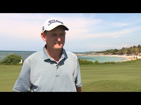Sean Walsh interview prior to the BMW Jamaica Classic