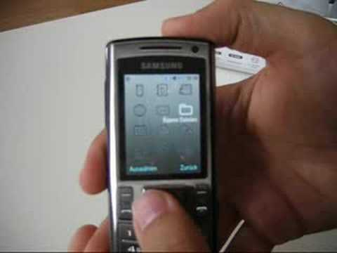 SAMSUNG U800 WINDOWS 7 DRIVER