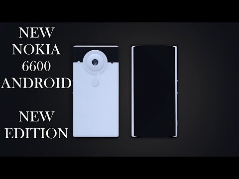 NEW NOKIA 6600 NEW ANDROID EDITION 2017