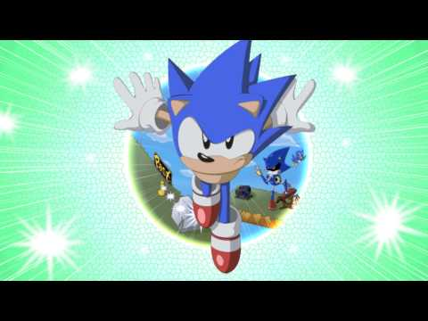 Sonic CD Remix - Future - The Boom (Undeleted) [Sonic Boom]