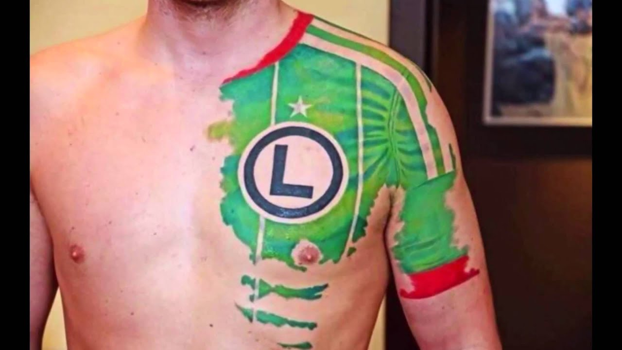 10 craziest soccer tattoos crazy tattoo design ideas