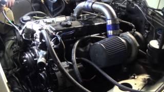 PATROL ENGINE SWAP.TB45E to TD42T,GU Y61
