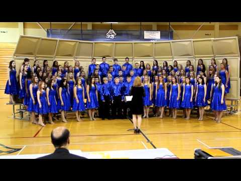 CaMS 8th Grade Mixed Choir song #3