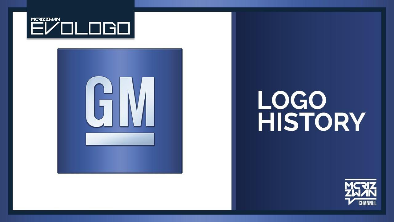General Motors Logo History Evologo Evolution Of Logo Youtube