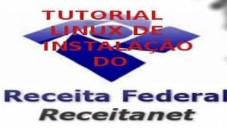 TUTORIAL DE INSTALAÇÃO DO PROGRAMA RECEITANET PARA ENVIO IRPF