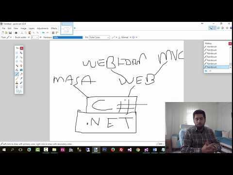 3- .Net Nedir C# Nedir Framework Nedir Gelişim Süreci