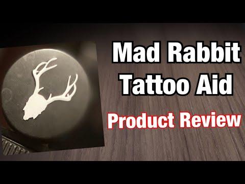 Mad Rabbit Tattoo Aid